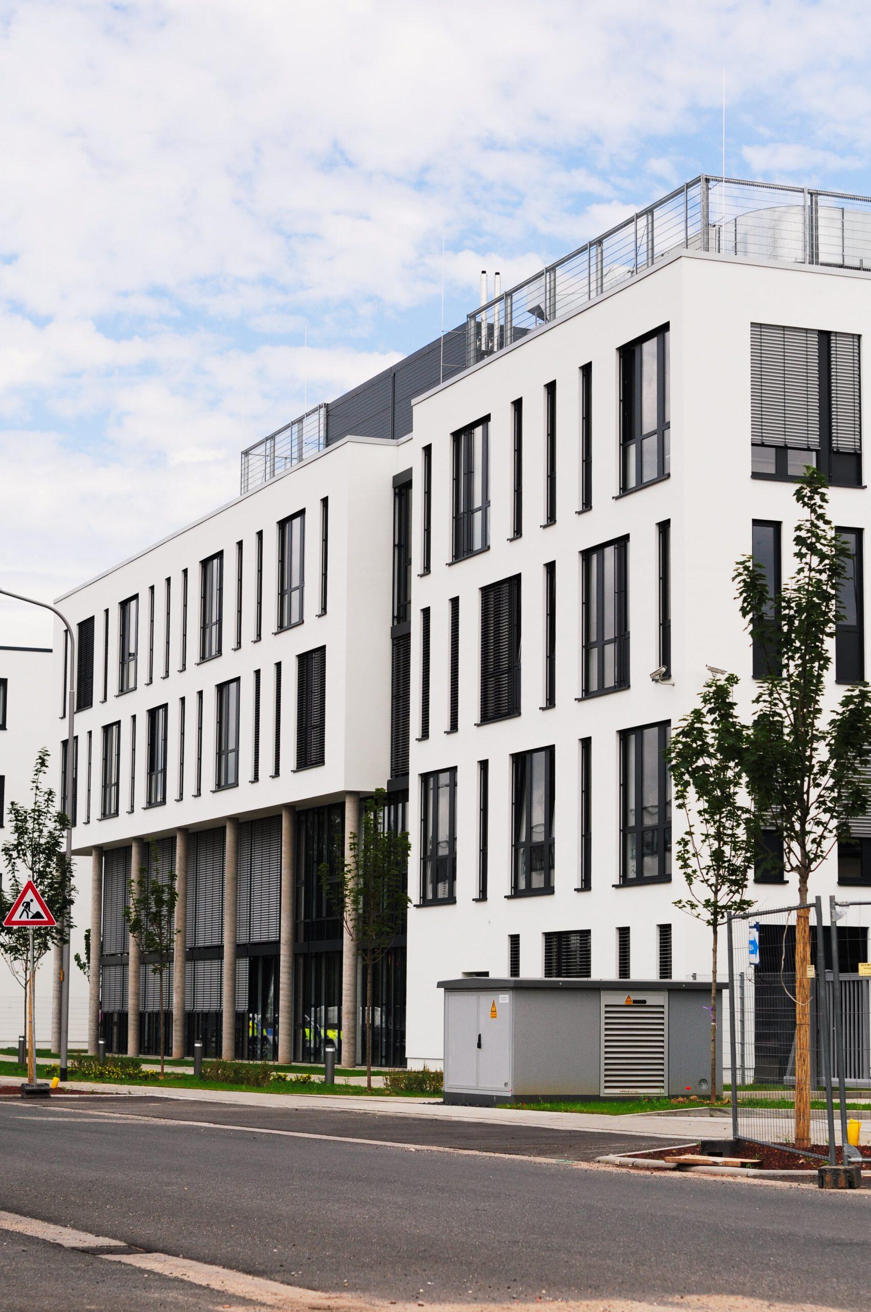 Bürogebäude Dietz Evonic in Hanau 09