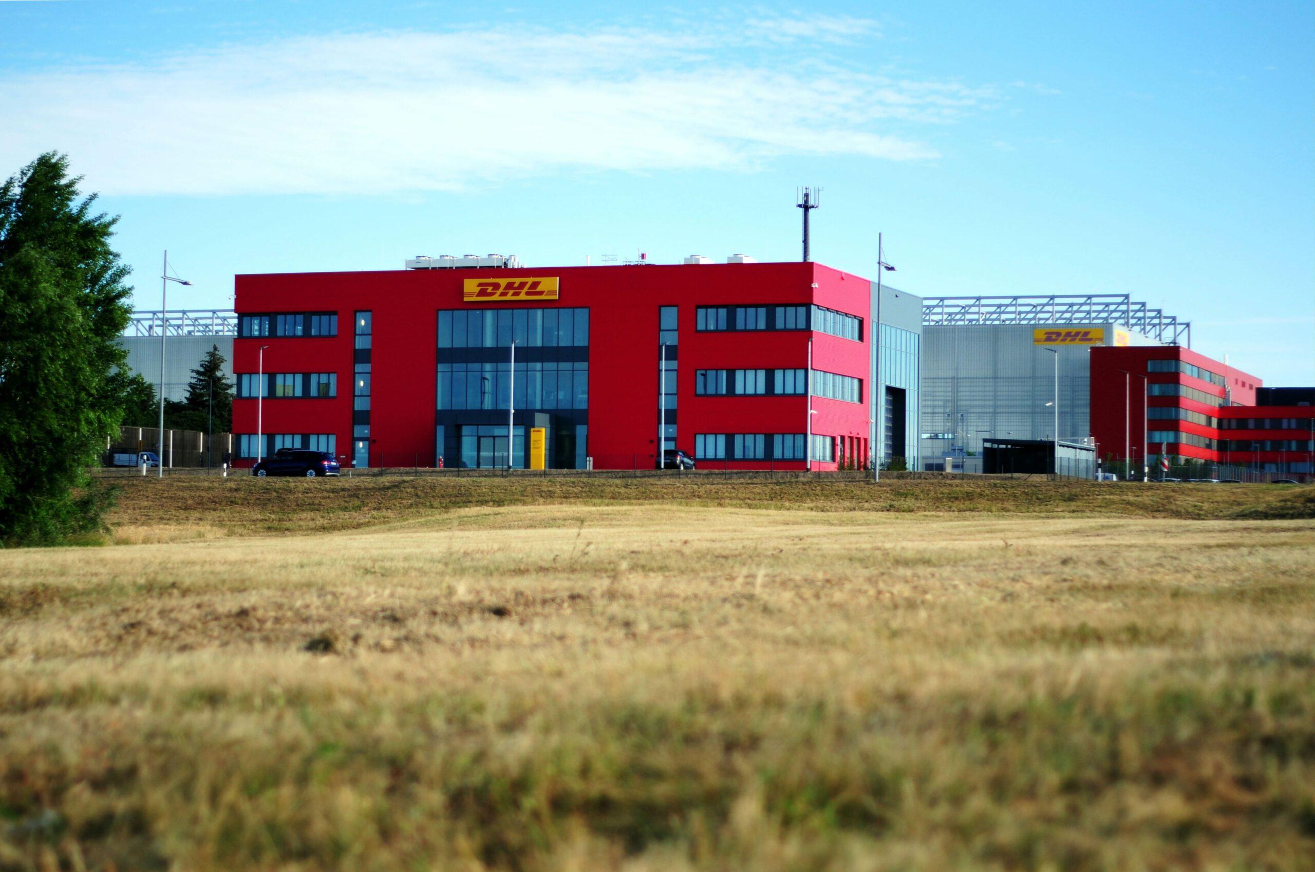 DHL Piloten Ausbildungszentrum in Schkeuditz 02